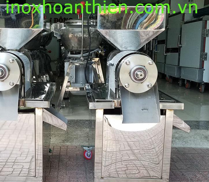 máy ép dừa công nghiệp
